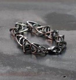 Spear Silver Bracelet