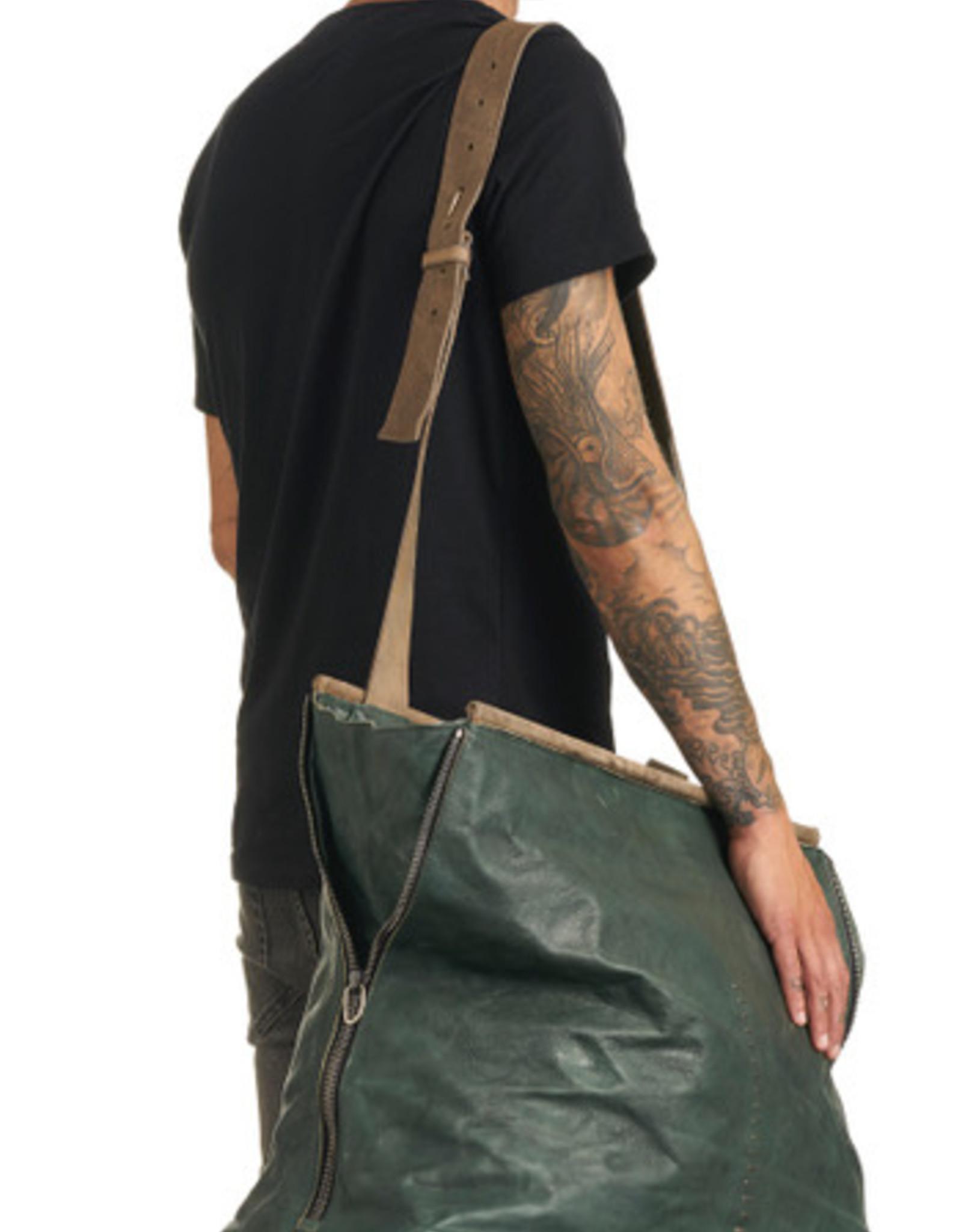 Daniele Basta Febe Trip bag - green