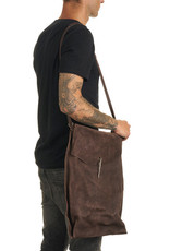 Daniele Basta Ogum leather bag