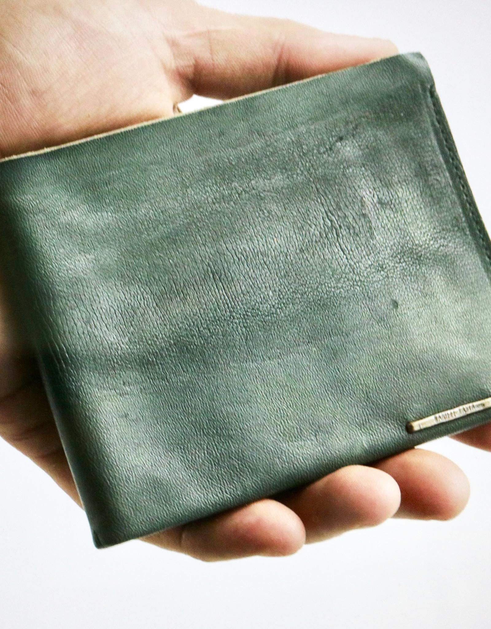 Daniele Basta Monty leather wallet