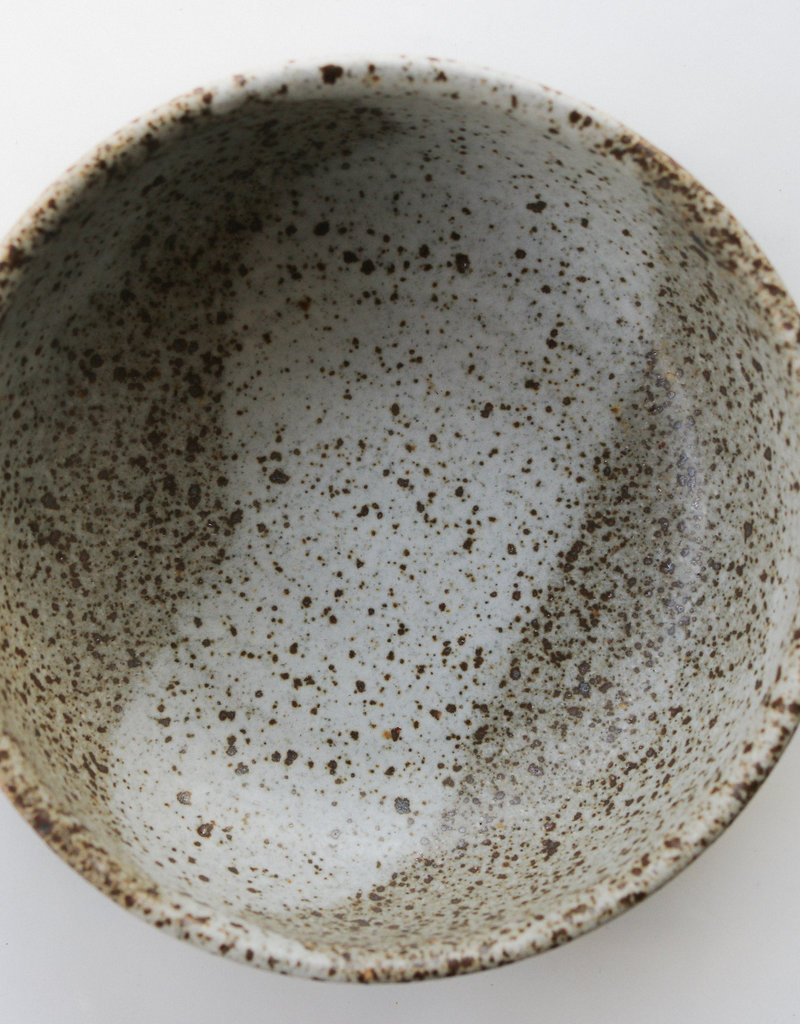 speckled condiment dish