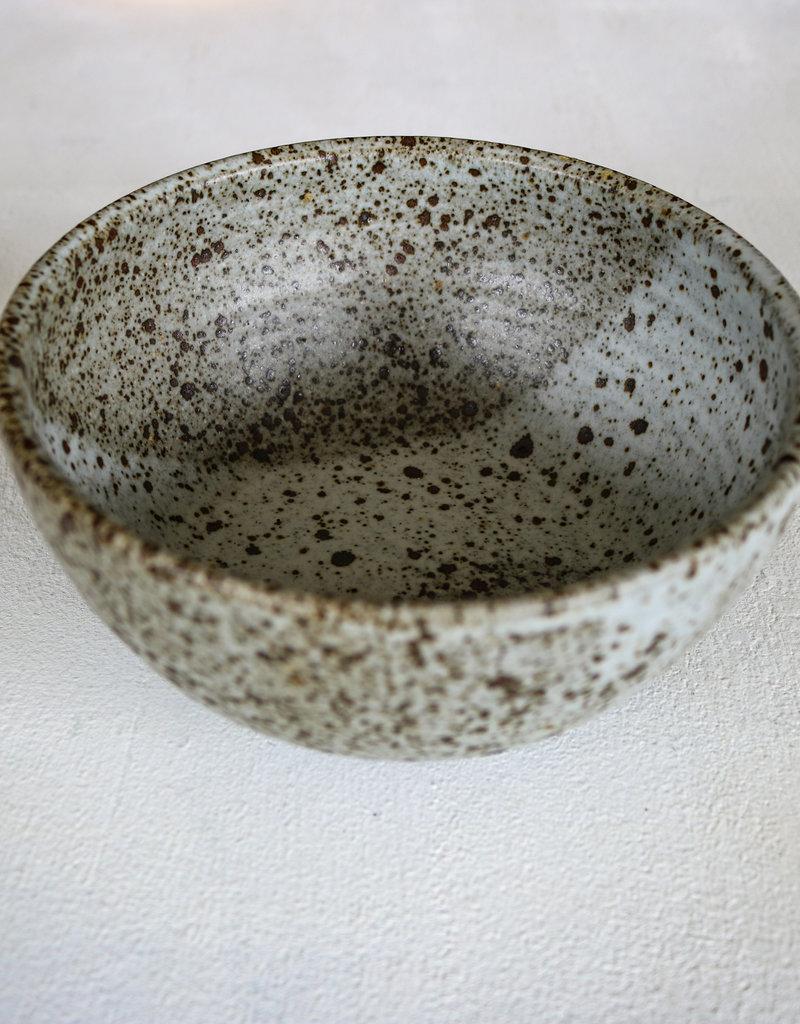 speckled cereal bowl