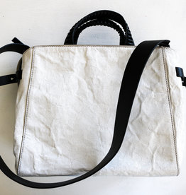 Simona Tagliaferri White Anima Bag