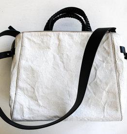 Simona Tagliaferri White Anima Bag