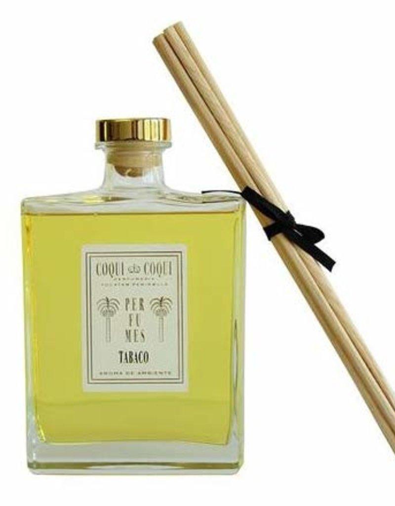 Coqui Coqui Perfumeria Tabaco Difusor de Ambiente 375ml
