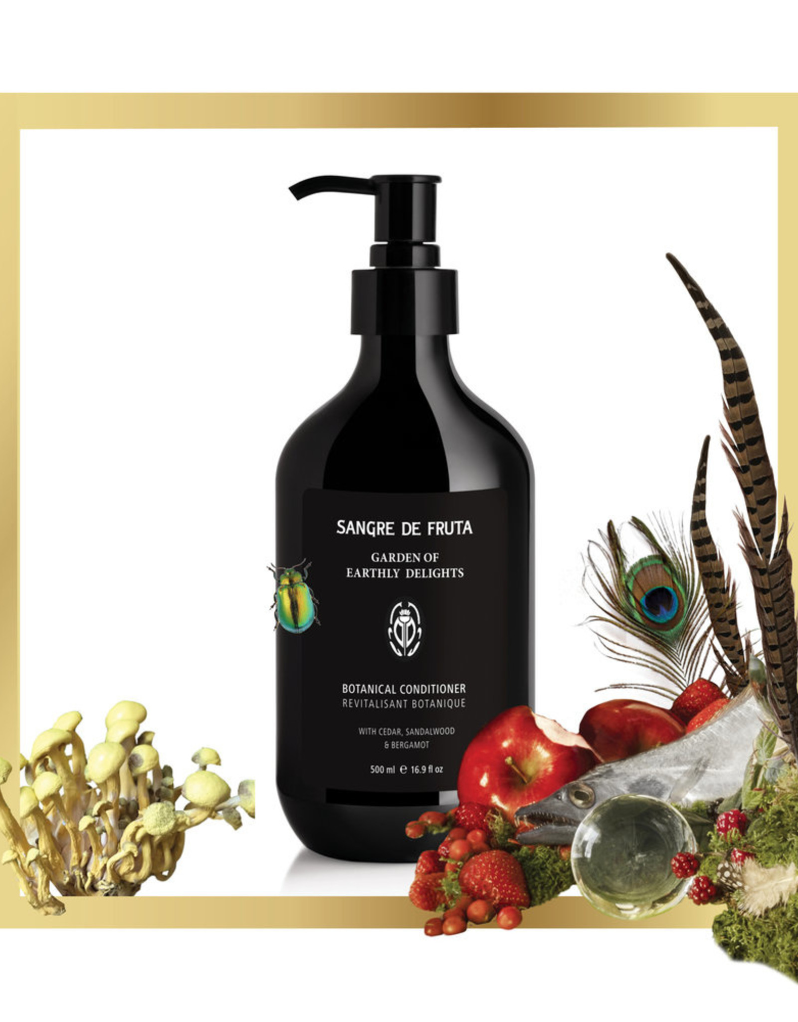 Garden of Earthly Delights Hair Conditioner