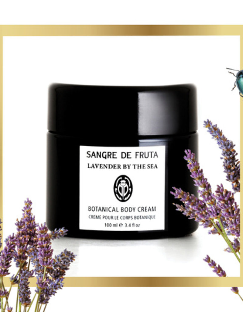 LAVENDER BY THE SEA BODY CREAM