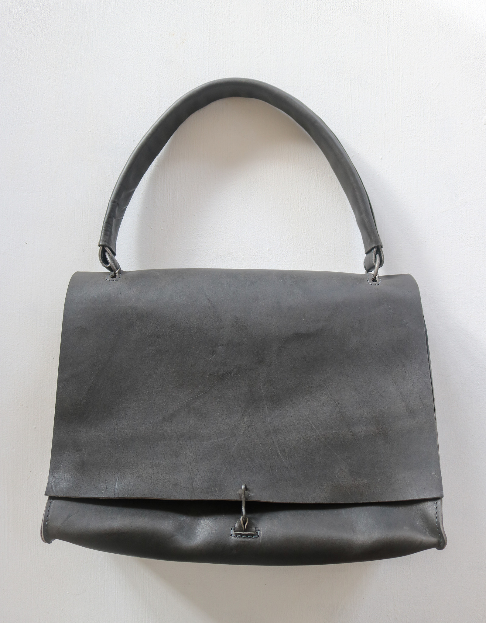 Shoulder Bag - Asfalto