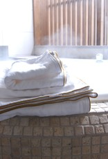 5 Layers Gauze Bath Towels - Marigold