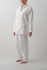 2 Layers Gauze Pajama set - Marigold