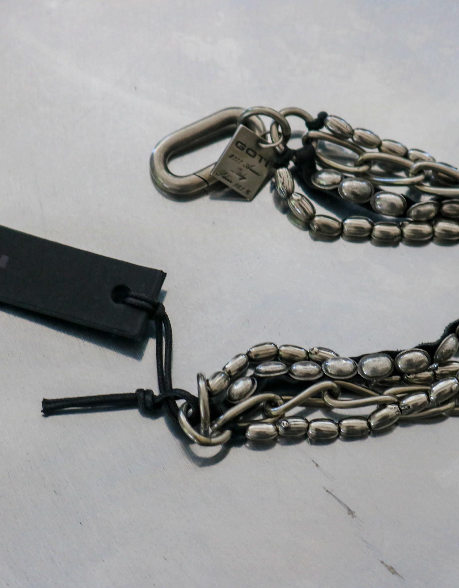 BR1248 GOTI silver bracelet