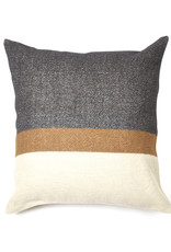 "Nash Pillow cover 25x25"" Stripe"