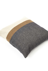 "Nash Pillow cover 25x25"" Stripe"