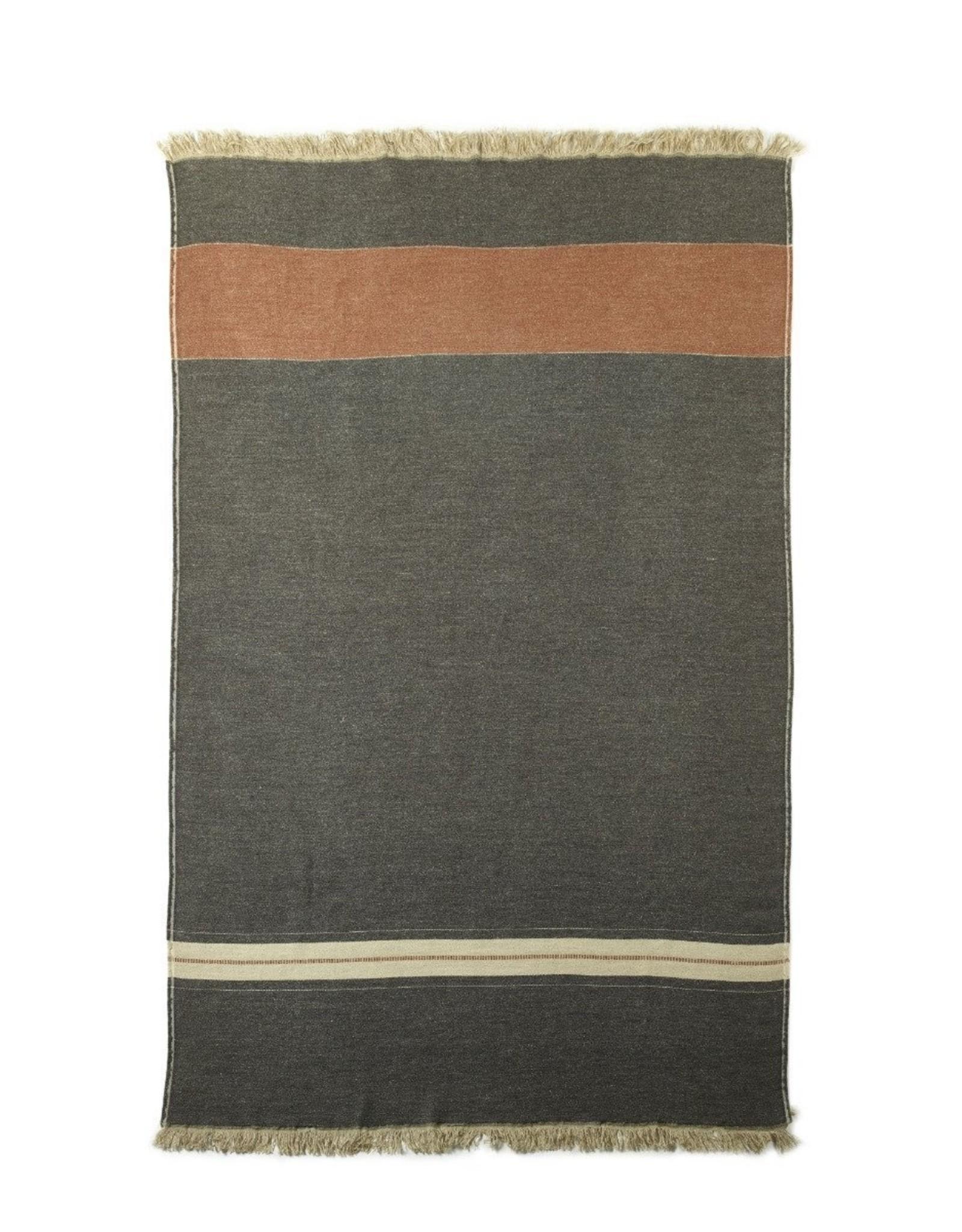 """Luc Throw 55x86.6"""" Stripe"""