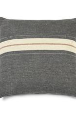 "Luc Pillow cover 25x25"" Stripe"