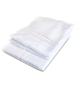 California Sheet set Ca king - Optic White