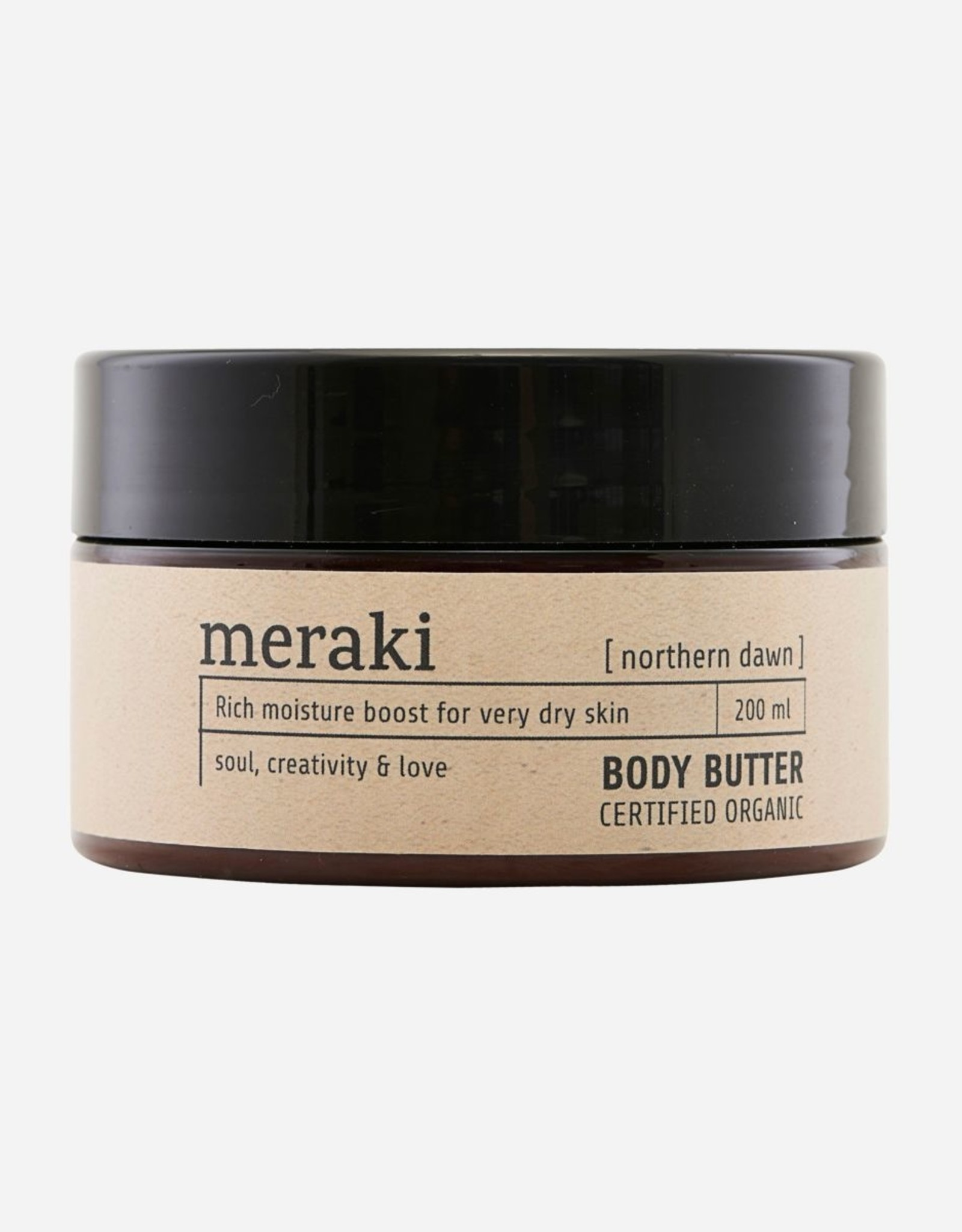 Body Butter, Northern Dawn