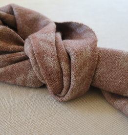 Suede Sable Scarf
