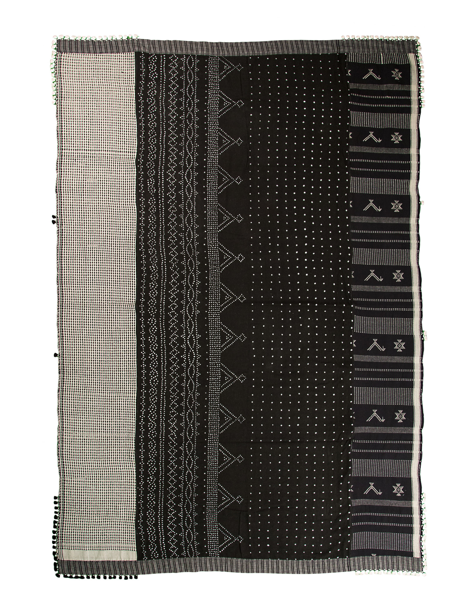 INJIRI Jat 5 Bed Cover/Tablecloth