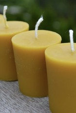Beverly Bees Beeswax Votive Candle