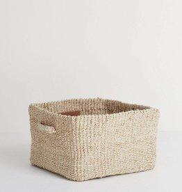 Jute Square Basket