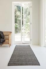 Jute Floor Runner - Charcoal
