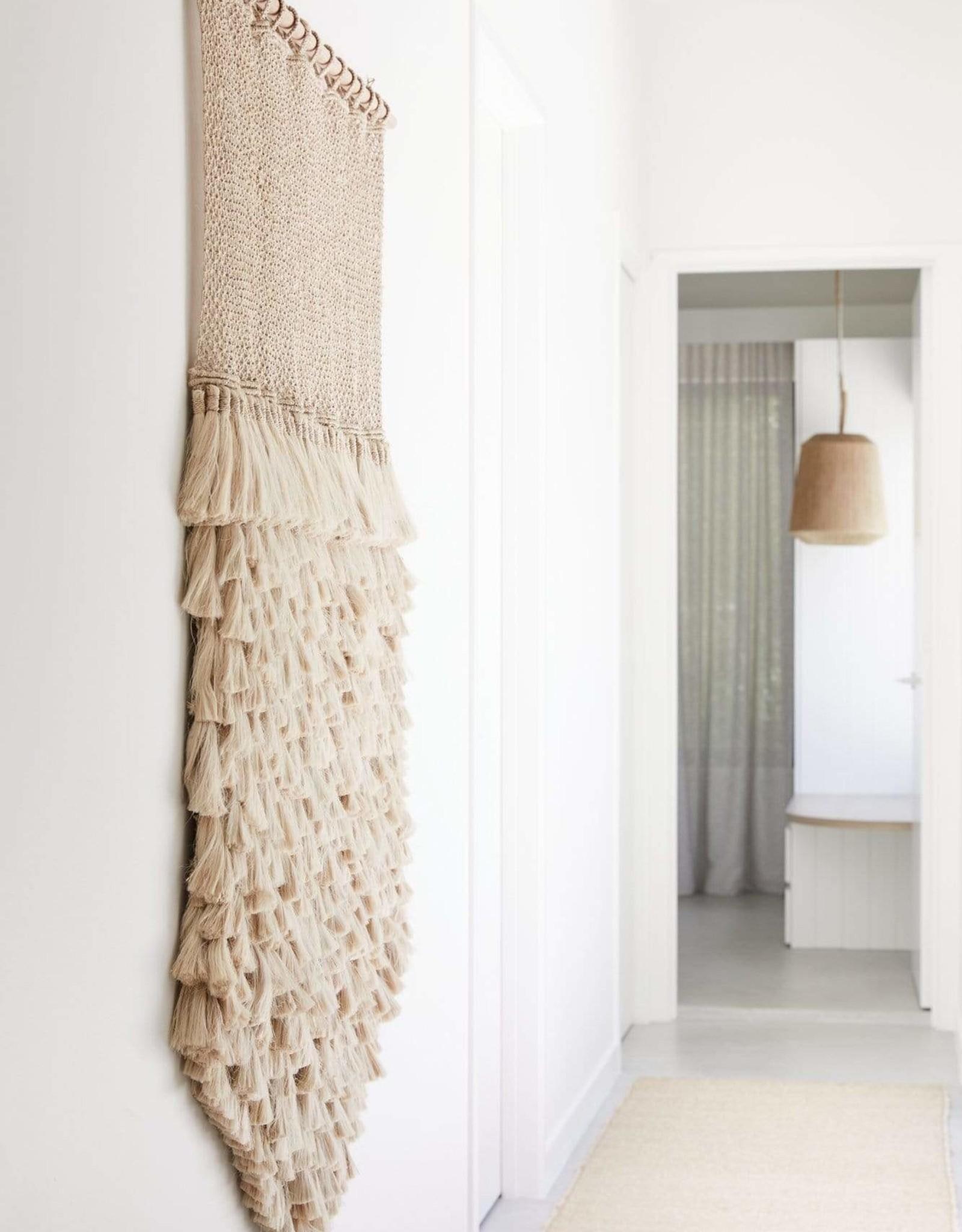 Tassel Wall Hanging - Natural