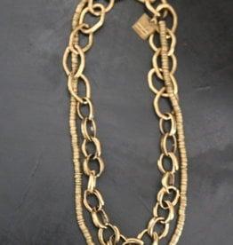 CN2074 GOTI Gold Necklace