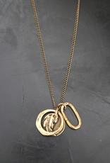 CN2115 GOTI Gold Necklace