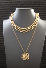 2074 GOTI Gold Necklace