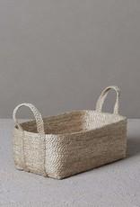 Jute Basket - Natural