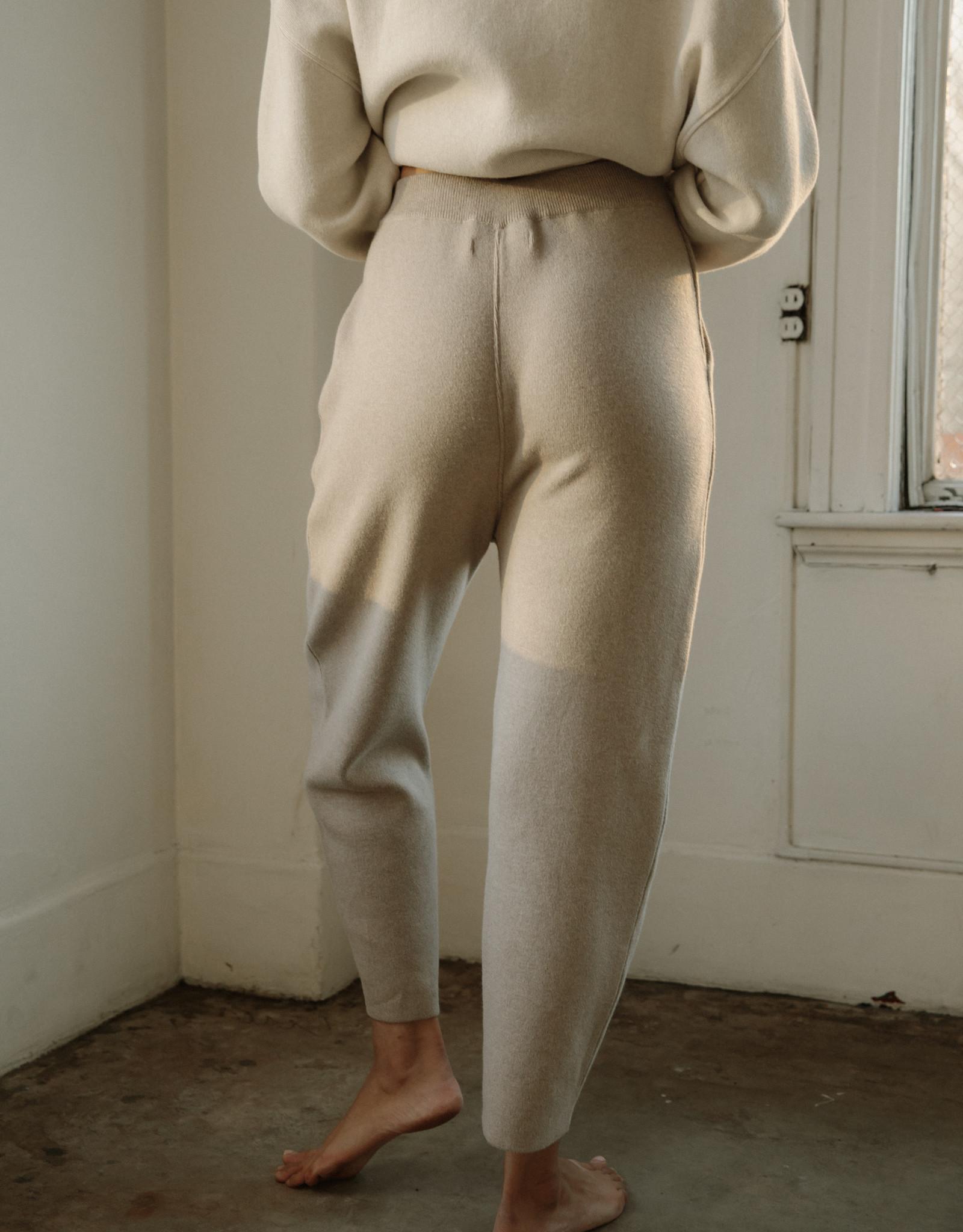 Bare Knitwear xs-s Fawn Lounge Pant