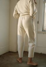 Bare Knitwear xs-s Natural Lounge Pant