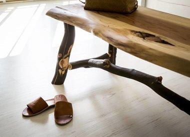 BOBBY EVANS Handmade Northern California Furniture