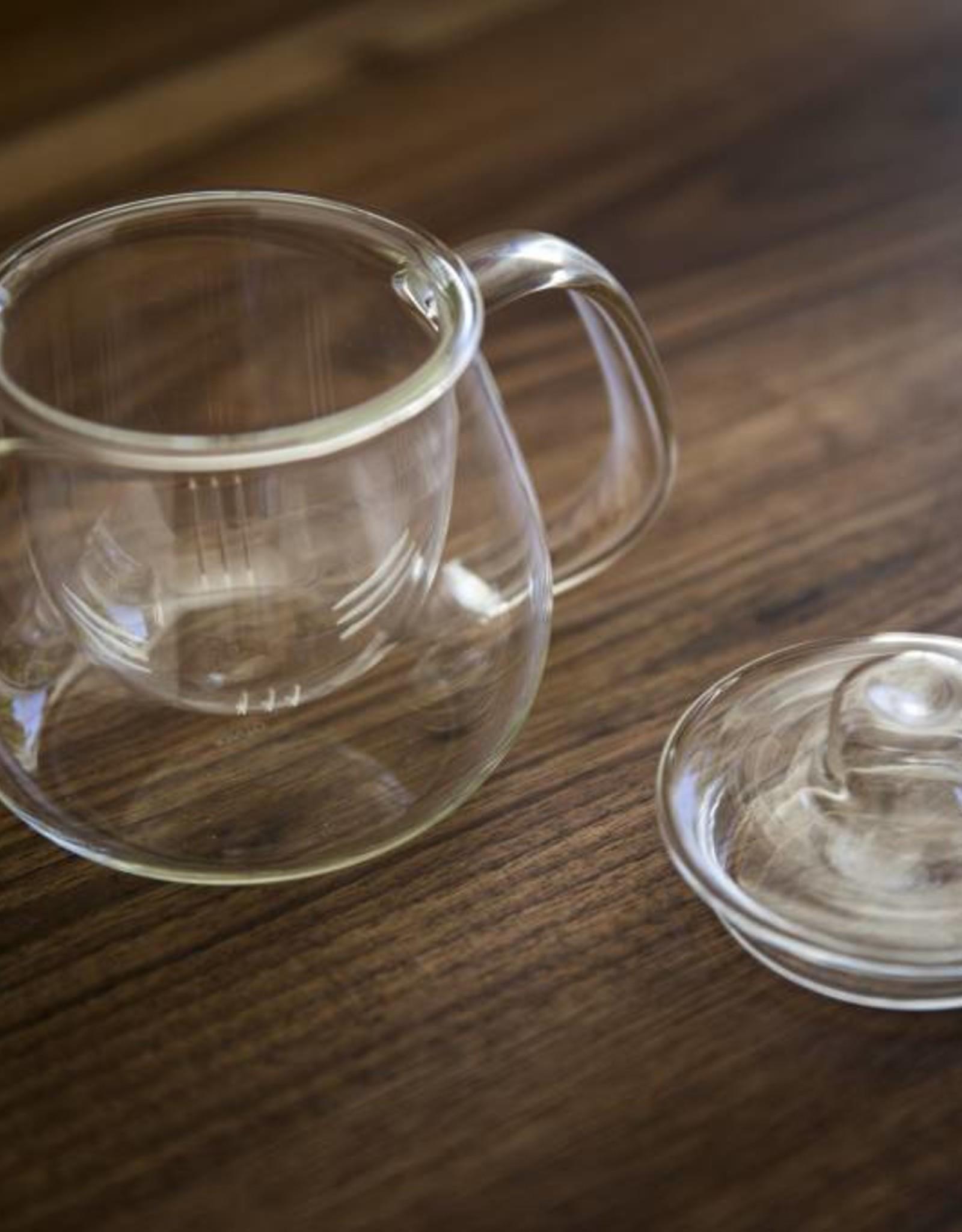Kinto Heat-resistant glass teapot set - small