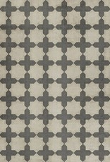 Simple as Doves Vintage Vinyl Floorcloth 70x102