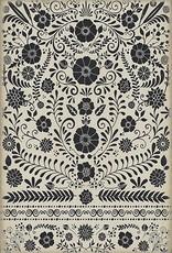 Lovecraft Vintage Vinyl Floorcloth 38x56
