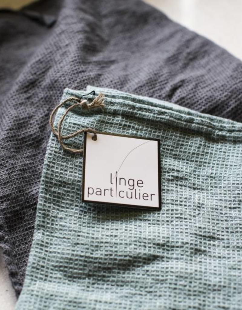 Linge Particulier Dishtowel / Apron 55x80 cm - Real Gray