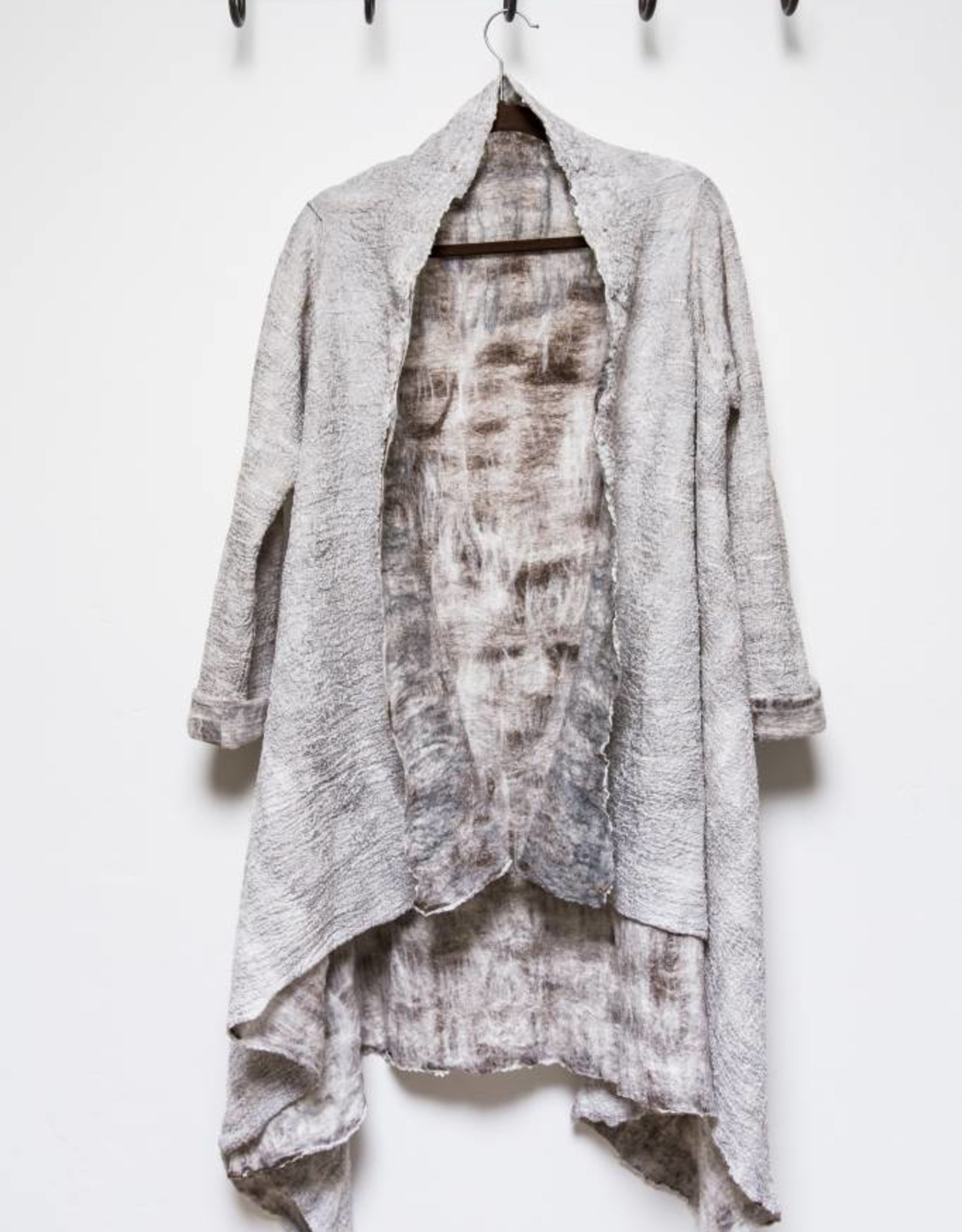 Reversible Kimono Jacket