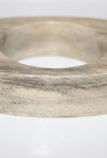 Mari Obeche Wood Bangle