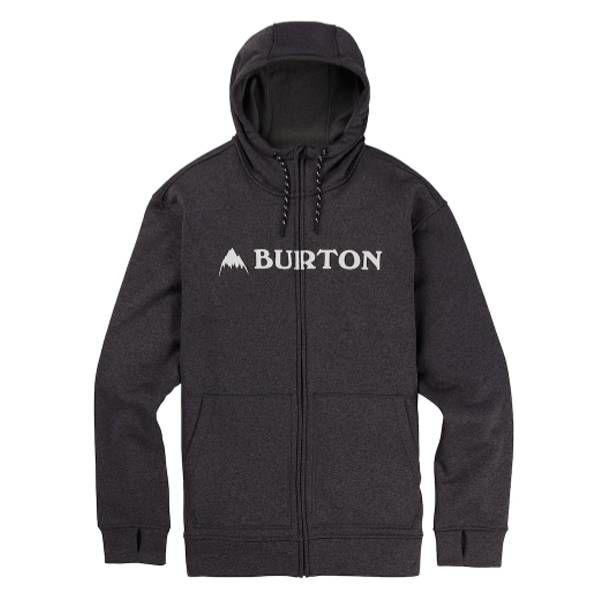 Burton Burton Men's Oak Full-Zip Hoodie