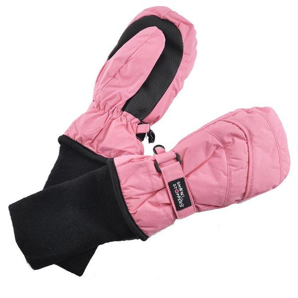 Snow Stoppers Snow Stoppers Kids Stay-On Mittens