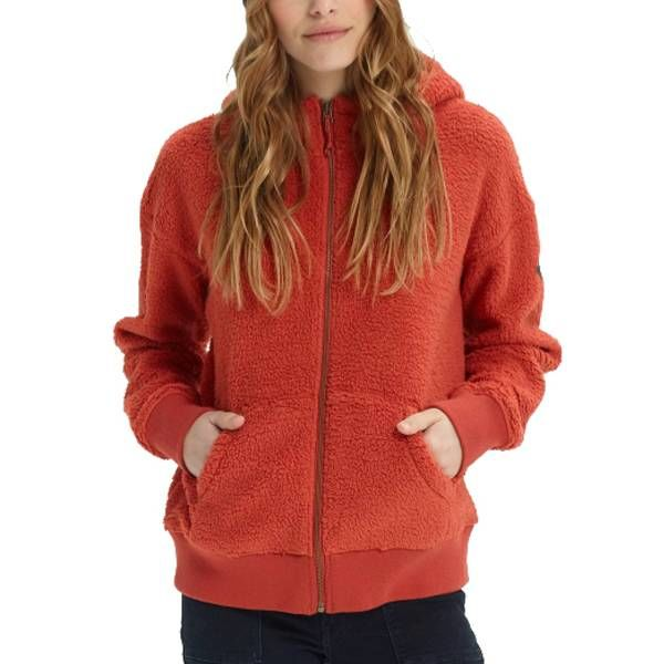 Burton Burton Womens Lynx Fleece Full-Zip