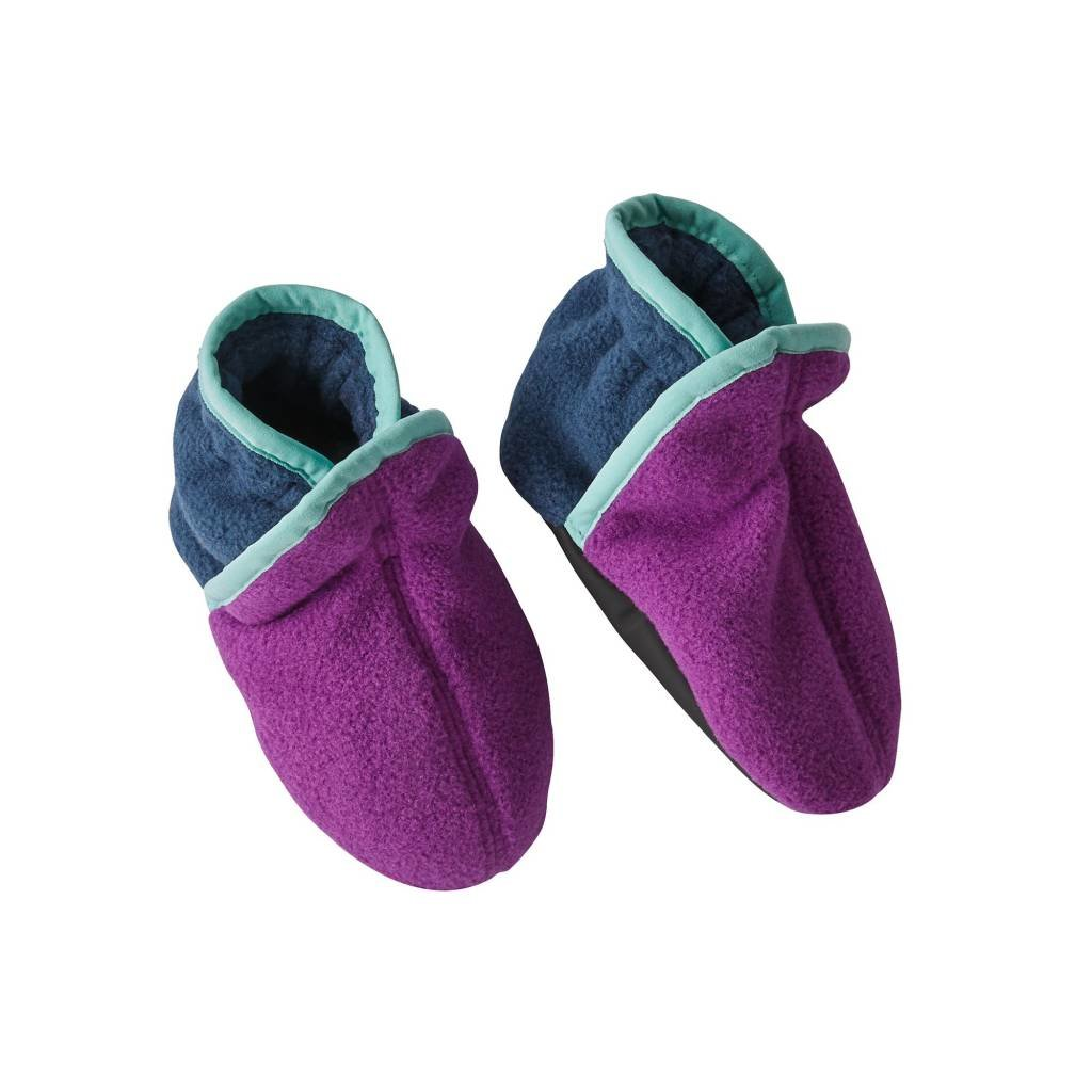 Patagonia Patagonia Baby Synchilla Fleece Booties