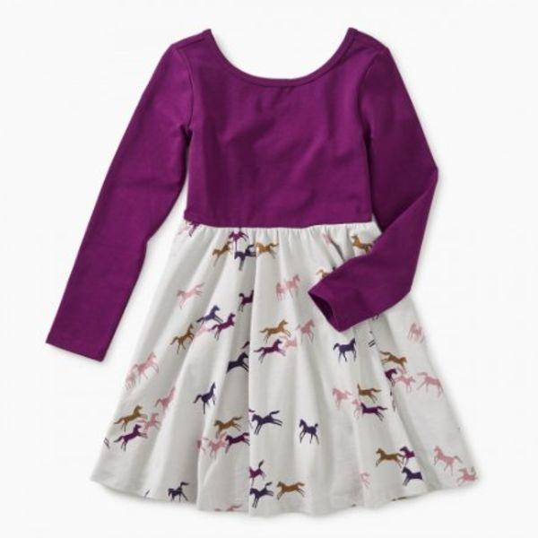 Tea Collection Tea Collection Ballet Skirted Dress