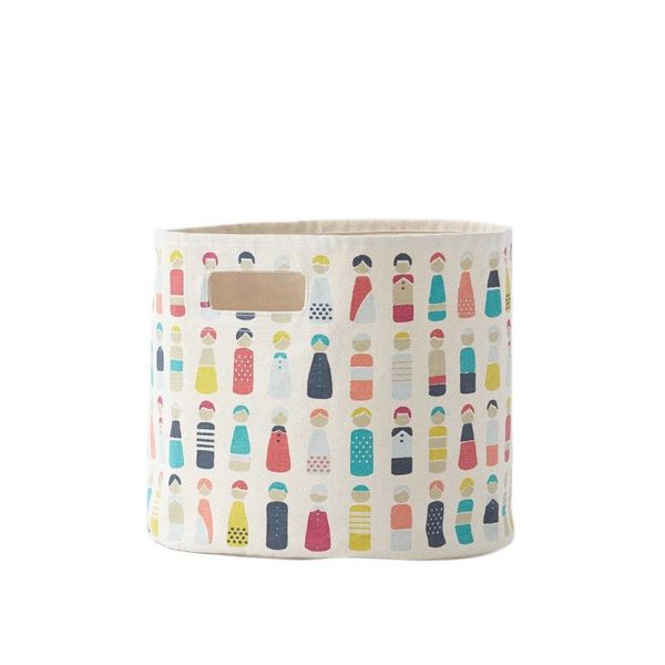 Pehr Designs Pehr Designs Little Peeps Storage Bin