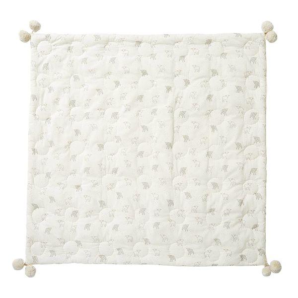 Pehr Designs Pehr Designs Little Lamb Pom Pom Blanket