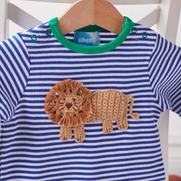 efl Albetta Baby Crochet Onesie