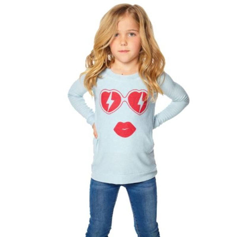 Chaser Kids Chaser Girls Cozy Pullover