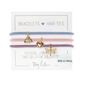 By Lilla By Lilla Hair Bracelets
